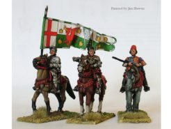 Perry Miniatures Lancastrian Mounted High Command