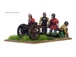 Perry Miniatures Wars of the Roses Breech Loading Field Piece