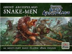 Ghost Archipelago Snake Men