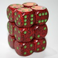 Chessex Speckled 6-Sided Dice Sets