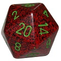 Chessex Speckled 34mm D20's