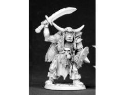 Reaper Dark Heaven Legends 02502 Nagrash Orc Chieftan
