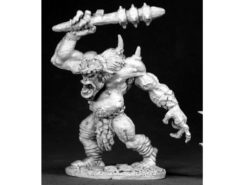 Reaper Dark Heaven Legends 02542 Bulgoth Troll King