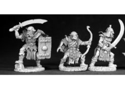 Reaper Dark Heaven Legends 02550 Orc War Party