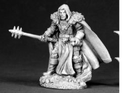 Reaper Dark Heaven Legends 02569 Vlad Evil Cleric