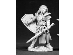 Reaper Dark Heaven Legends 02571 Telemnar Elf Warrior