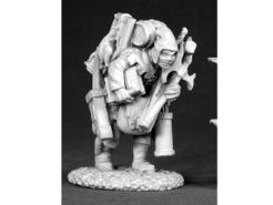 Reaper Dark Heaven Legends 02572 Overladen Henchman