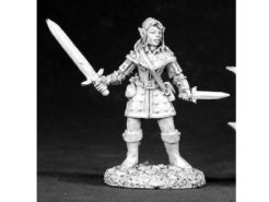 Reaper Dark Heaven Legends 02590 Merryn Elf Thief