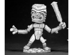 Reaper Dark Heaven Legends 02598 Tiki Wood Golem