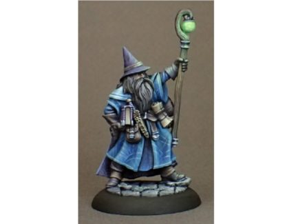 Reaper Dungeon Dwellers 07008 Luwin Phost Adventuring Wizard
