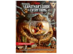 Dungeons & Dragons 5th Edition Xanathars Guide to Everything