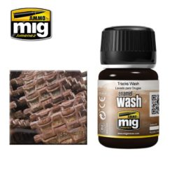 Mig Ammo Enamel Washes (35ml) - Tracks Wash