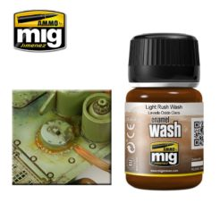 Mig Ammo Enamel Washes (35ml) - Light Rust Wash