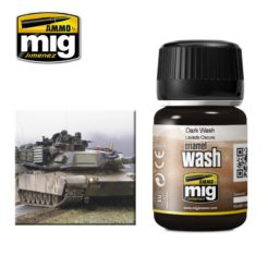 Mig Ammo Enamel Washes (35ml) - NATO Camouflage Wash