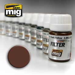 Mig Ammo Filter - Brown for White