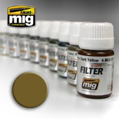 Mig Ammo Filter - Ochre for Light Sand