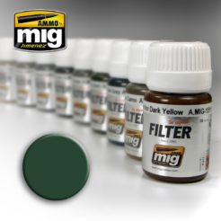 Mig Ammo Filter - Green for Grey Green