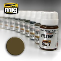 Mig Ammo Filter - Tan for Three Tone Camo