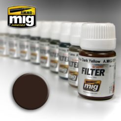 Mig Ammo Filter - Brown for Dark Yellow