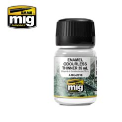Mig Ammo - Enamel Odourless Thinner (35 ml)