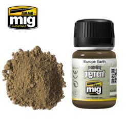 Mig Ammo Pigments - Europe Earth