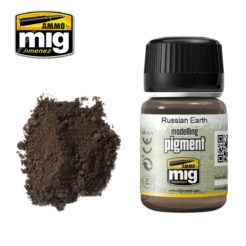 Mig Ammo Pigments - Russian Earth