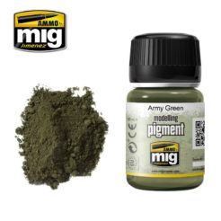 Mig Ammo Pigments - Army Green
