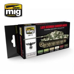 Mig Ammo Late War German Colors
