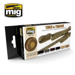 Mig Ammo Tires and Tracks