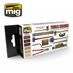 Mig Ammo Tool Colors