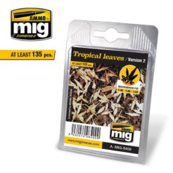 Mig Ammo Leaves - Tropical Leaves (Version 2)