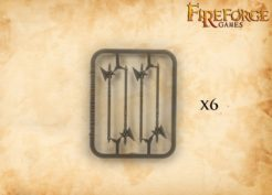 Fireforge Games Halbards Type 2