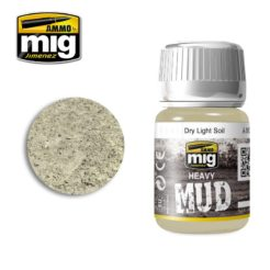 Mig Ammo Heavy Mud - Dry Light Soil