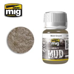 Mig Ammo Heavy Mud - Moist Ground