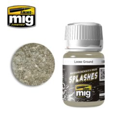 Mig Ammo Mud Splashes - Loose Ground