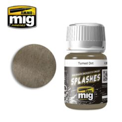 Mig Ammo Mud Splashes - Turned Dirt