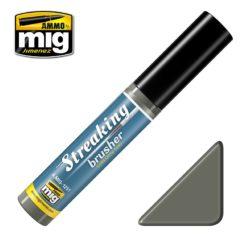 Mig Ammo Streakingbrusher - Cold Dirty Grey
