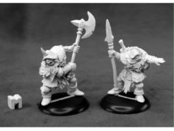 Reaper Dungeon Dwellers 07014 Orc Warriors (2)